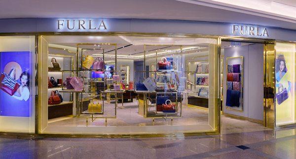 Магазин Фурла в Москве