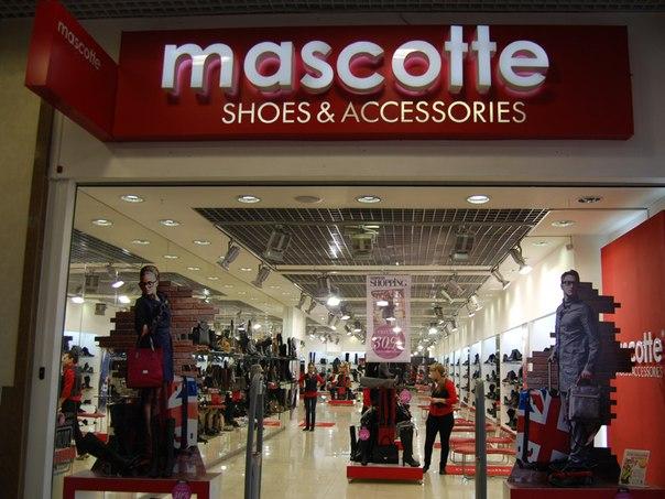 Магазин Маскот в Москве
