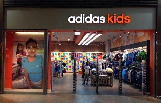 магазин adidas kids