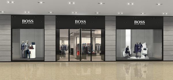 магазин hugo boss